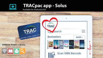 TRACpac app now available.